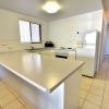 Kitchen in one of our Air-Conditioned apartments